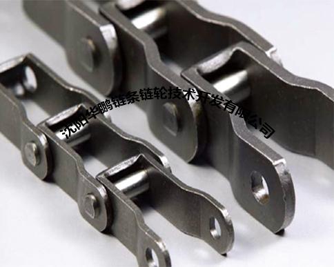 钢制销合链